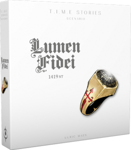 T.I.M.E. Stories: Lumen Fidei (Space Cowboys)
