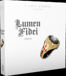 T.I.M.E. Stories: Lumen Fidei (Space Cowboys)