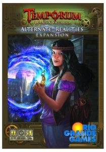 Temporum: Alternate Realities (Rio Grande Games)