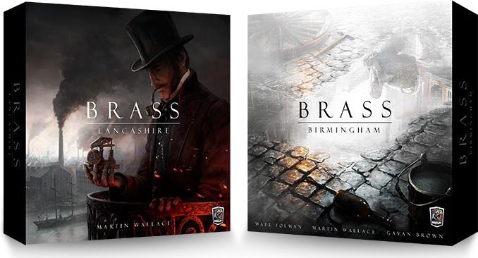 Brass: Lancashire and Brass: Birmingham (Roxley)