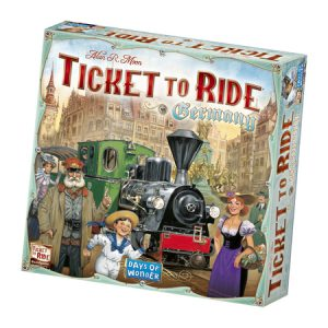 Ticket to Ride:Germany (Days of Wonder)