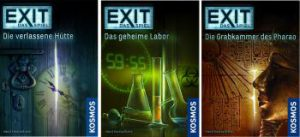 EXIT: The Game (Kosmos)