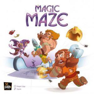 Magic Maze (Sit Down!)