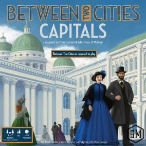 Between Two Cities: Capitals (Stonemaier Games)