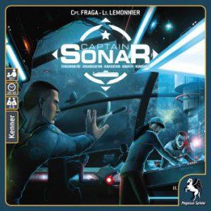 Captain Sonar (Pegasus Spiele)