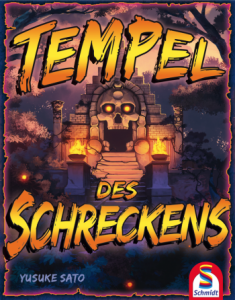 Tempel des Schreckens (Schmidt Spiele)