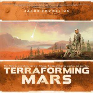 Terraforming Mars (Schwerkraft Verlag)
