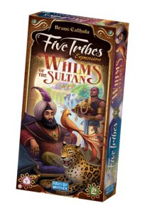 Five Tribes: Whims of the Sultan (Days of Wonder)