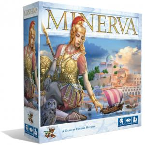 Minerva (Pandasaurus Games)