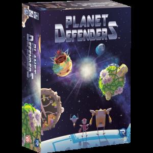 Planet Defenders (Renegade Game Studios)