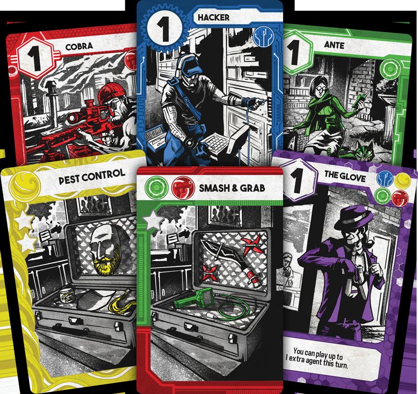 SpyNet (Z-Man Games)