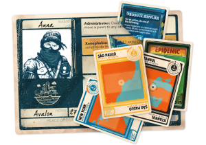Pandemic Legacy Season Two (Z-Man Games)