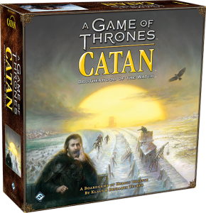 A Game of Thrones Catan (Fantasy Flight Games)
