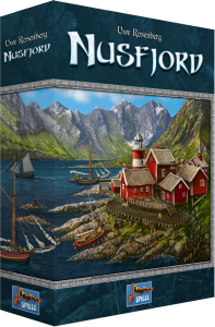 Nusfjord (Lookout Games)