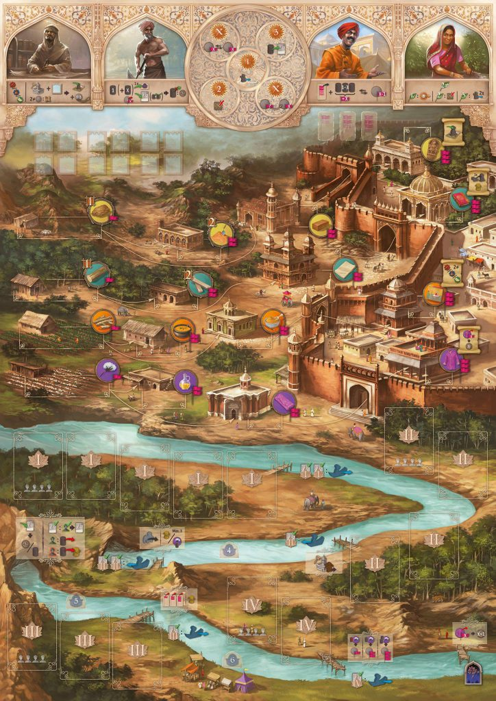 Agra (Quined Games)