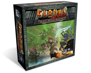 Clank! In! Space! (Renegade Game Studios)