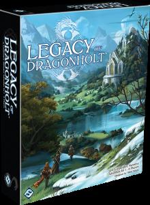 Legacy of Dragonholt (Fantasy Flight Games)