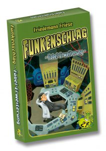Power Grid: Fabled Expansion (2F-Spiele)
