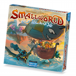 Small World: Sky Islands (Days of Wonder)