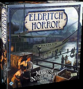 Eldritch Horror: Masks of Nyarlathotep (Fantasy Flight)
