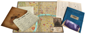 Sherlock Holmes Consulting Detective: Carlton House & Queen's Park (Space Cowboys)