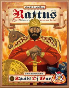 Rattus: Spoils of War (White Goblin Games)