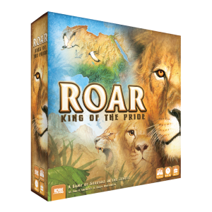 Roar: King of the Pride (IDW Games)