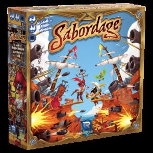 Sabordage (Renegade Game Studios)