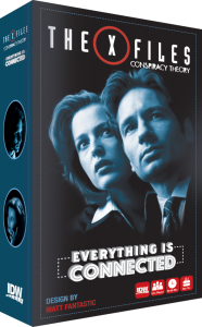 X-Files Conspiracy Theory (IDW Games)