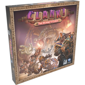 Clank! The Mummy's Curse (Renegade Game Studios)