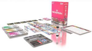 NewSpeak (Inside the Box Board Games)