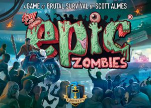 Tiny Epic Zombies (Gamelyn Games)