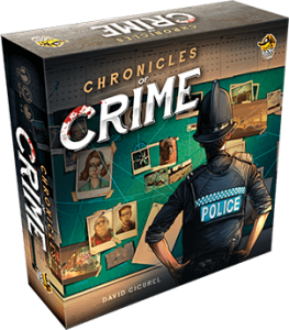 Chronicles of Crime (Lucky Duck Games)