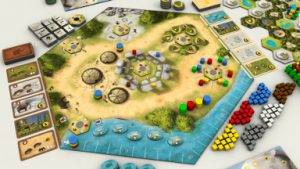 Prehistory (A-games, prototype)