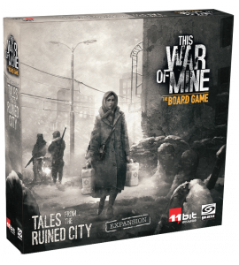 This War of Mine - Tales from the Ruined City (Galakta)
