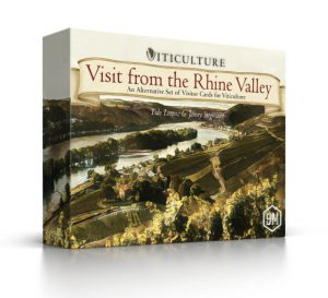 Viticulture: Visit from the Rhine Valley (Stonemaier Games)
