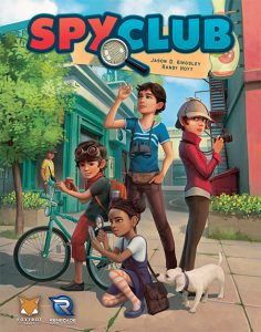 Spy Club (Foxtrot Games / Renegade Game Studios)