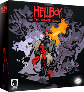 Hellboy: The Board Game (Mantic Games)