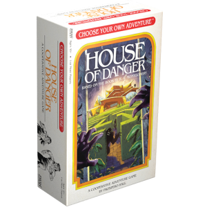 Choose Your Own Adventure - House of Dangers (Z-Man Games)