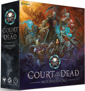 Court of the Dead: Mourners Call (Project Raygun)