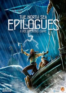 The North Sea Epilogues (Garphill Games / Dice Up Games)