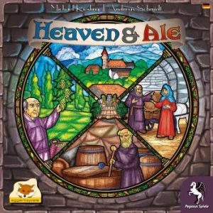 Heaven & Ale (eggertspiele / Pegasus Spiele)