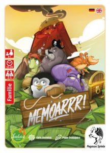 Memoarrr! (Edition Spielwiese / Pegasus Spiele)