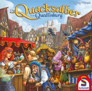 Die Quacksalber von Quedlinburg (Schmidt Spiele)