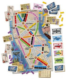 Ticket to Ride: New York (Days of Wonder)