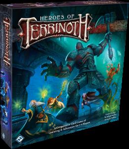Heroes of Terrinoth (Fantasy Flight Games)