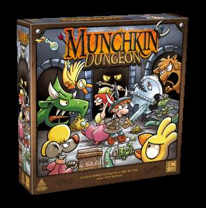Munchkin Dungeon (Steve Jackson Games / CMON)