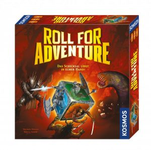 Roll for Adventure (Kosmos)