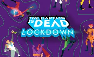 The Captain is Dead: Lockdown (Alderac)