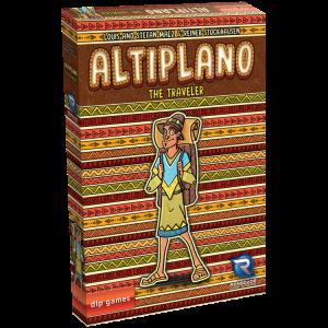 Altiplano: The Traveler (dlp games / Renegade Game Studios)